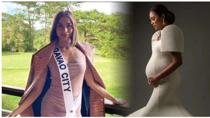 Miss Universe Davao Alaiza Malinao, isinapubliko ang kanyang pagbubuntis