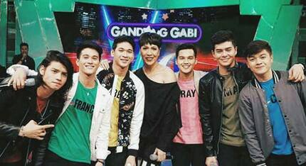 Vice Ganda and the Hashtags went to Hong Kong for their much needed R&R