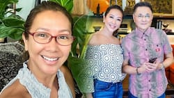 """Korina Sanchez remembers Ricky Lo in emotional post; calls him a """"tormentor"""""""