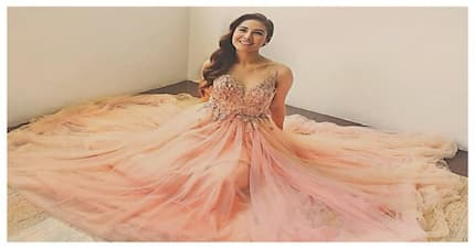 Push na yan! Netizens, support rin sa pagsali ni Sanya Lopez sa beauty pageant