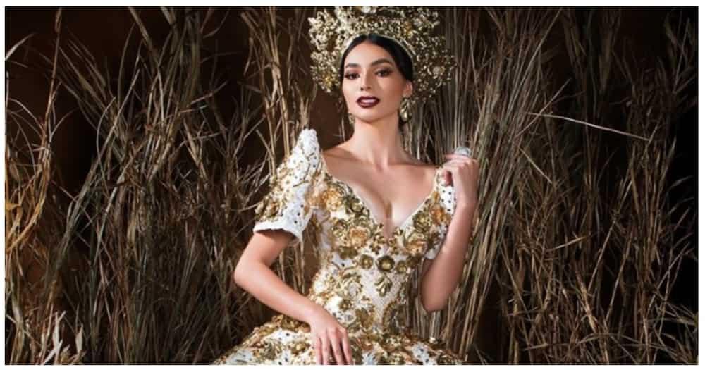 Miss Intercontinental 2019, sinurpresa ang mga inmates na gumawa noon ng gown niya