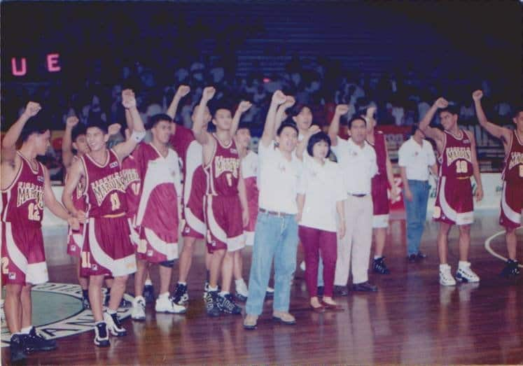 University of the Philippines is finally back in UAAP Final Four after 21 years
