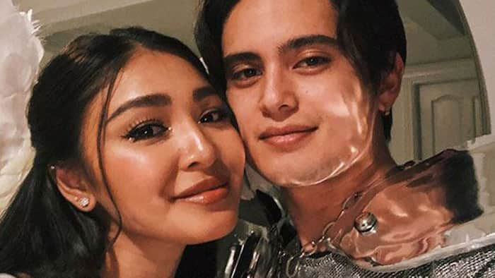 """Nadine Lustre opens up about James Reid: """"We are so close pa rin"""""""