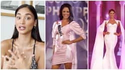 Pia Wurtzbach commends Kisses Delavin for her performance at Miss Universe PH 2021