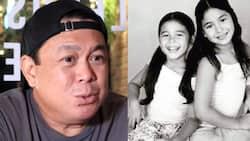 """Dennis Padilla, nag-post ng childhood pic nina Julia at Claudia Barretto: """"Miss you mga anak"""""""
