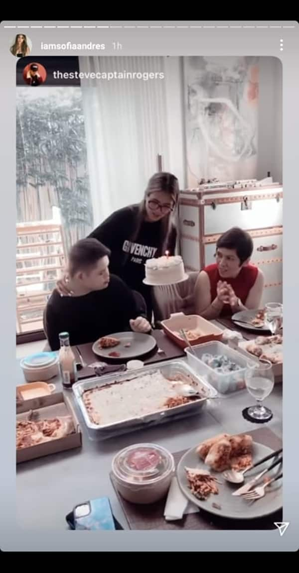 """Sofia Andres celebrates her brother's birthday; calls him an """"angel"""""""