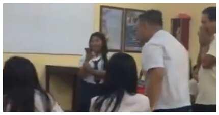 Netizens, binatikos ang video para sa school project na nauwi sa totoong sabunutan