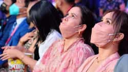 Jinkee Pacquiao comforts Manny Pacquiao in hotel room after his grueling fight