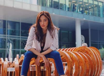 Maymay Entrata shares an unforgettable encounter with a stranger she met at the airport