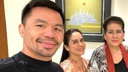 Jinkee Pacquiao, pinagtanggol ni Annabelle Rama sa reporter na nang-bash sa kanya