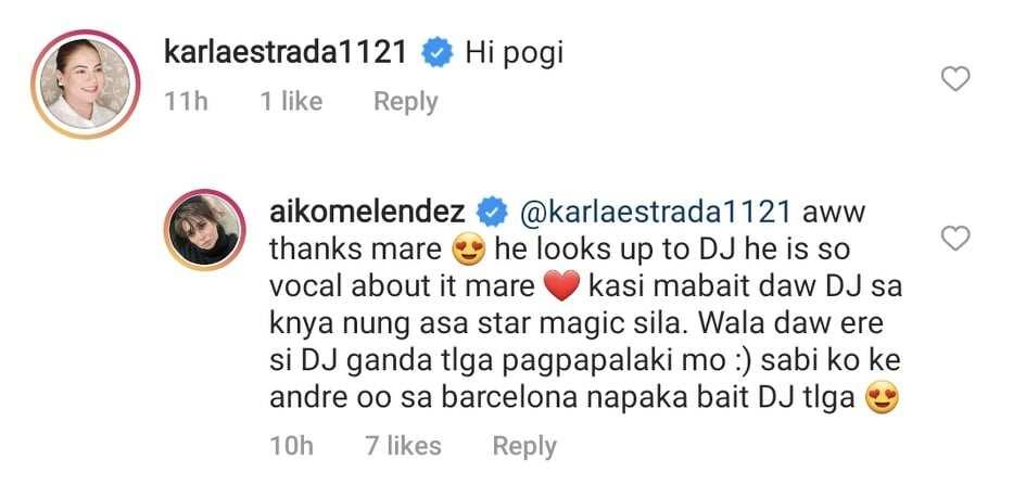 """Aiko Melendez, iniidolo raw ni Andre Yllana si Daniel Padilla: """"Wala daw ere"""""""
