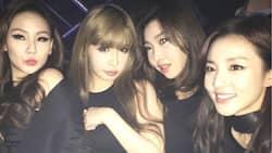 Sandara Park celebrates the 12th anniversary of 2NE1; says goodbye to YG Entertainment