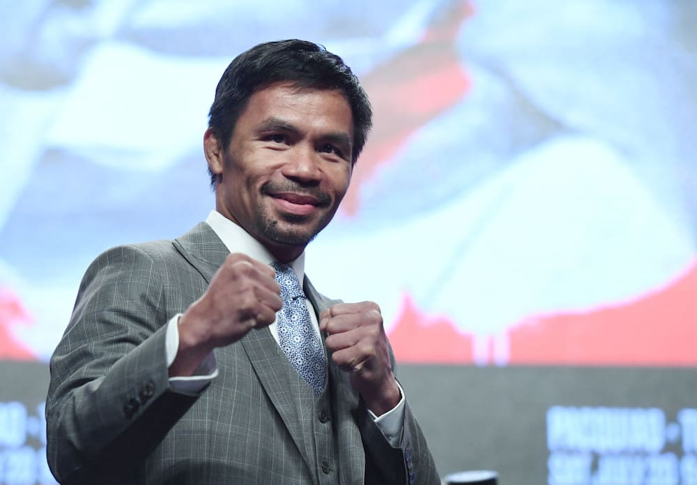 Manny Pacquiao gets an open letter from a police officer