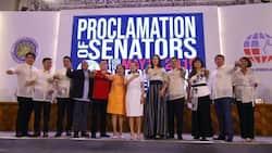 2 of winning senators refused to do 'Duterte fist bump' at proclamation