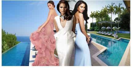 4 Breathtaking Bali Villas na naging bridal shower destinations ng mga celebs