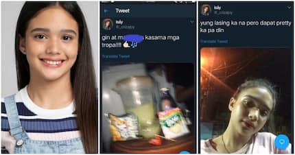 Lasinggera at palamura daw? Alleged controversial tweets of Criza of PBB circulate online
