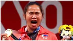 2008 interview kay Hidilyn Diaz ukol sa pagiging Olympic gold medalist, muling nag-viral