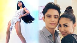 Nadine Lustre fires back at netizens for making assumptions about her relationship with James Reid
