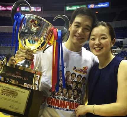 Chris Tiu bids goodbye to basketball