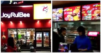 Boom Panis! Sikat na fast food chain sa Pinas may China version na rin