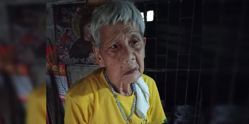 80-year-old grandma continues working to support husband and daughter