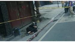 Lalaking nakabulagta at inakalang may nCoV, lasing na Koreano raw pala