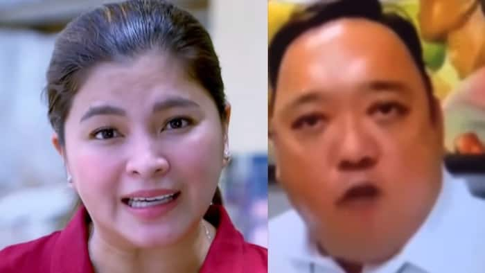 """Angel Locsin reacts to Harry Roque's leaked video: """"Siya na rin ba si DOH"""""""
