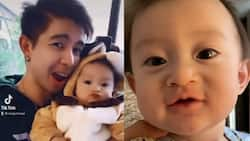 "Rodjun Cruz, emosyonal nang tawaging ""dada"" ni baby Joaquin"