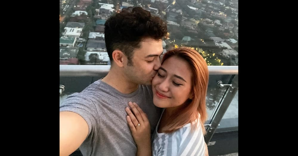 Morisette Amon gets engaged to boyfriend Dave Lamar