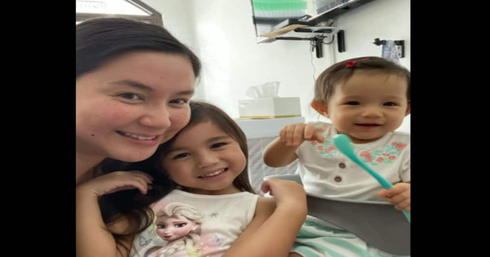 Mariel Padilla proudly shares photos of daughters wearing the same outfit