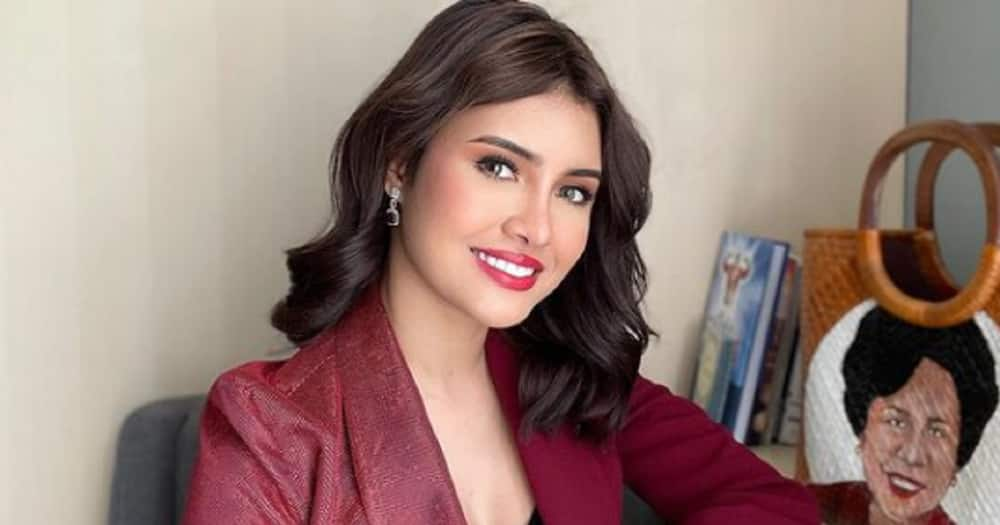 Rabiya Mateo denies having affair with a powerful person to win Miss Universe PH