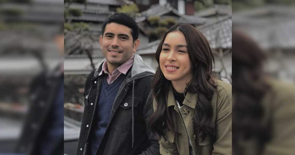 """Gerald Anderson admits his relationship with Julia Barretto: """"I'm very happy"""""""