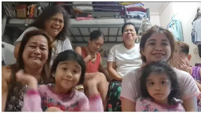 """Melai Cantiveros at mga kasama sa bahay, kumasa sa """"Bad Romance Challenge"""""""