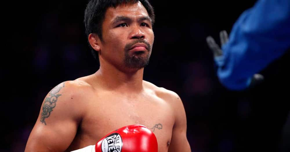 Sen. Manny Pacquiao opposes party's move urging Duterte to run for VP in 2022