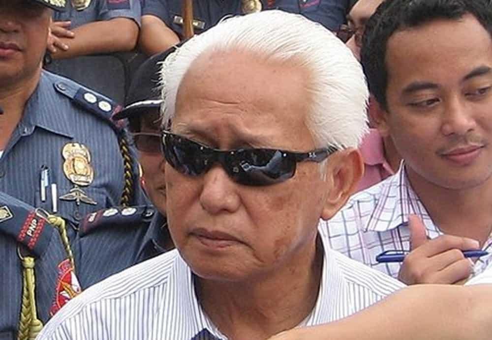 Isko Moreno reacts to the death of former Manila Mayor Alfredo Lim