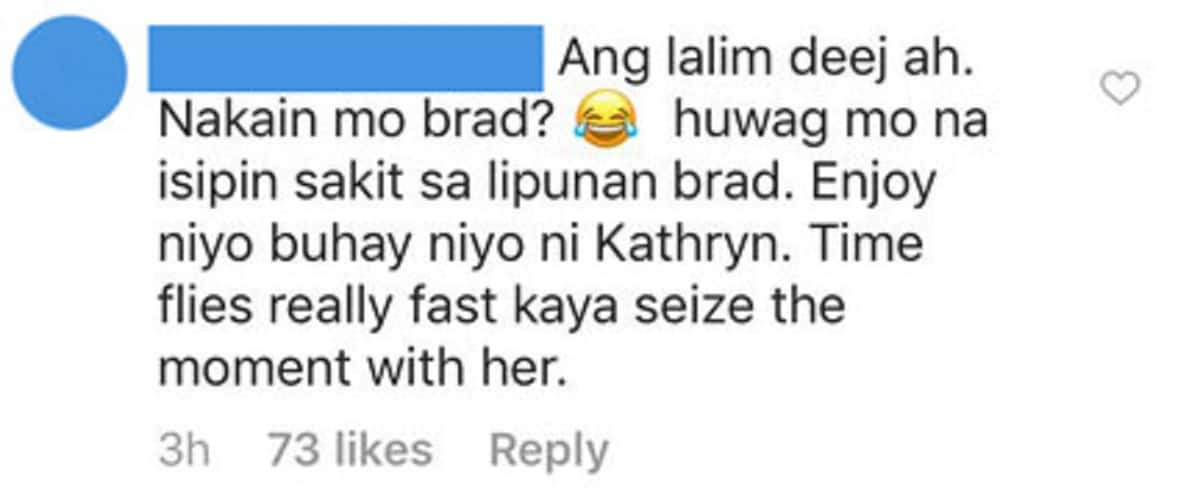 Daniel Padilla responds to netizens who reacted to his post about social awareness