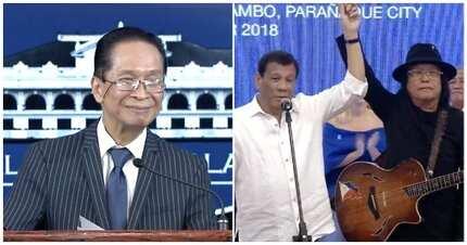 Netizens react to Panelo's explanation of Pres. Duterte's endorsement to Freddie Aguilar