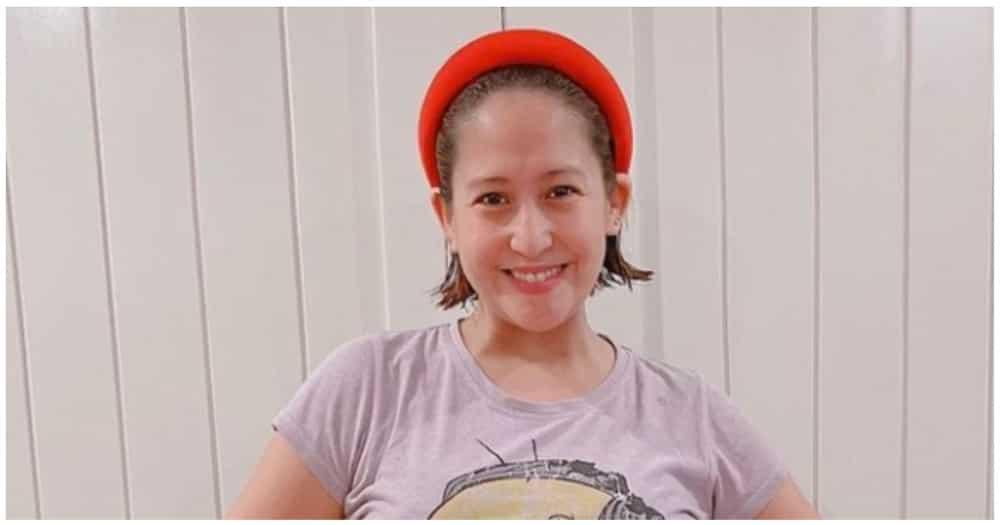 Jolina Magdangal, kinagiliwan dahil sa cute na reaksyon niya sa kapangalang bagyo