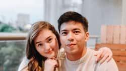 Nakakakilig! Mika Dela Cruz throws surprise birthday party for boyfriend Nash Aguas