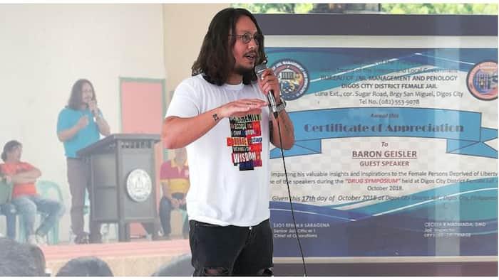 Wala talagang imposible kay Lord! Baron Geisler now shares the gospel