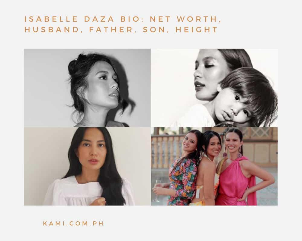 Isabelle Daza bio: net worth, husband, father, son, height