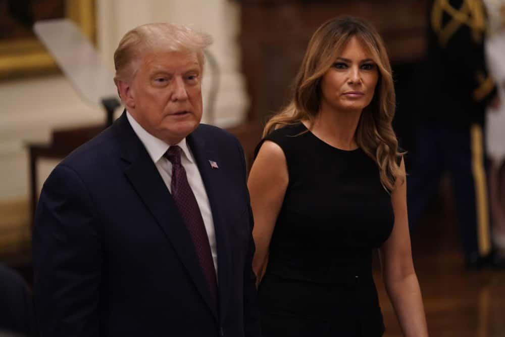 US Pres. Donald Trump confirms he and wife Melania tested positive for COVID-19