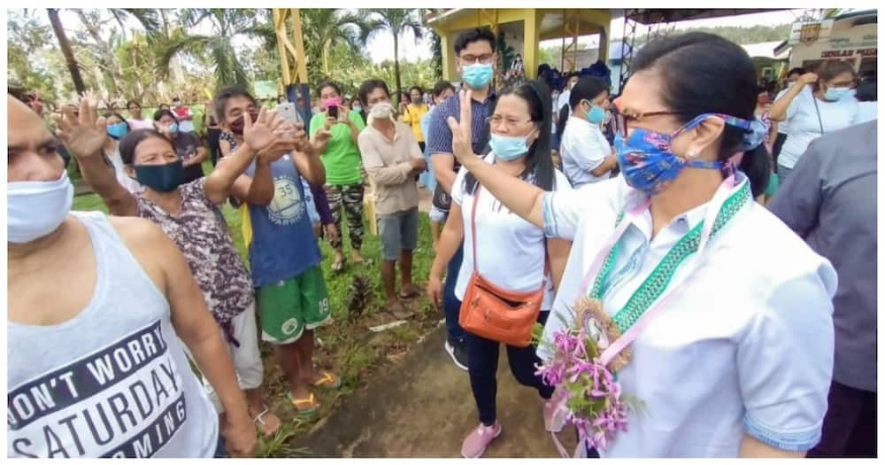 """VP Leni Robredo, dinepensahan ang mga anak: """"Ngayon, ang binubully mga anak ko"""""""
