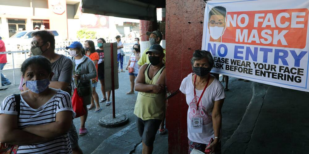 Secretary Año makes known how long one can be imprisoned for non-wearing of face mask