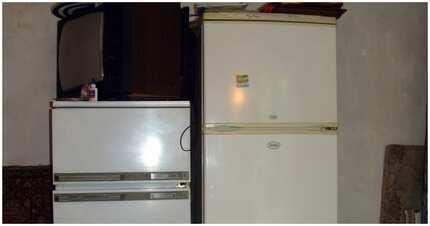 Bangkay ng 6-buwang sanggol iniwan ng mga magulang nito sa 1 freezer