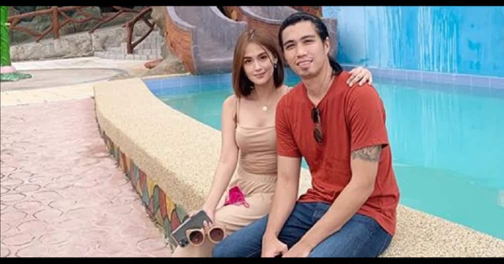 Lian Paz now happily engaged to her partner John Cabahug