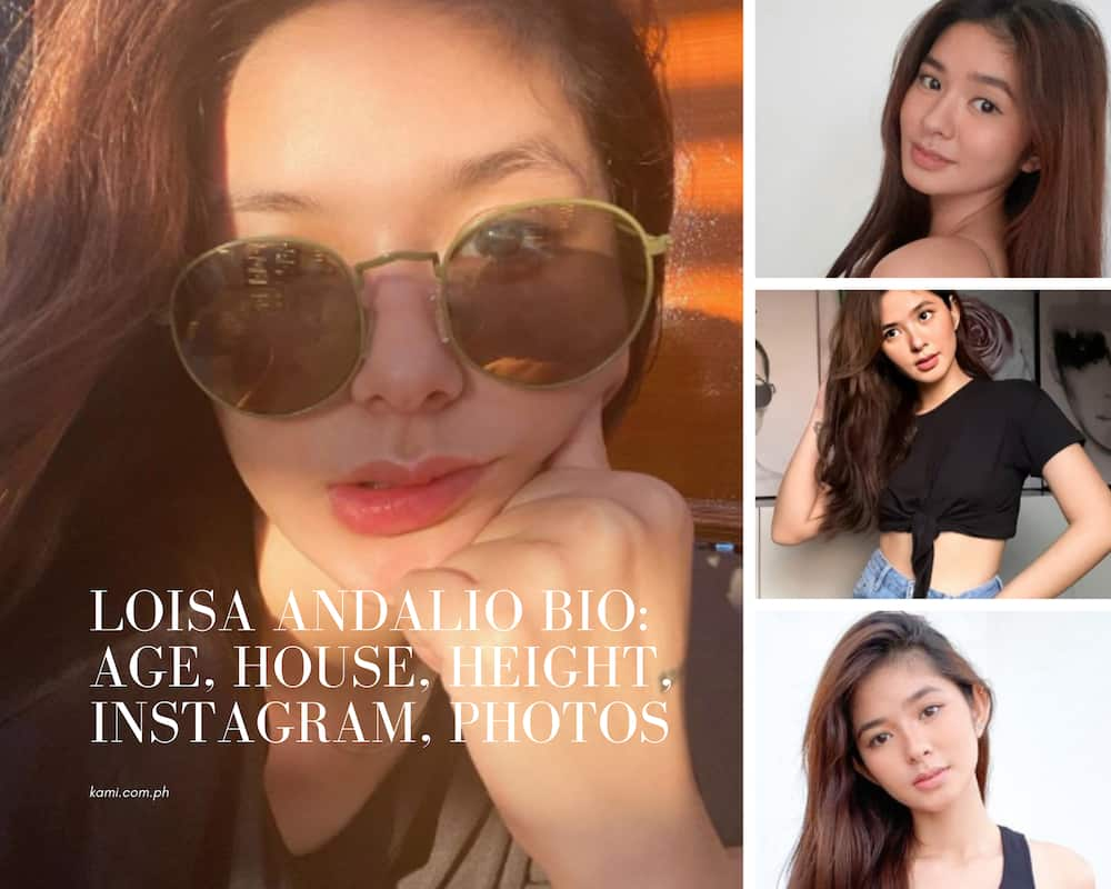 Loisa Andalio bio: Age, house, height, Instagram, photos