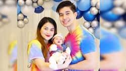 Dianne Medina, Rodjun Cruz celebrate 1st wedding anniversary, son's christening