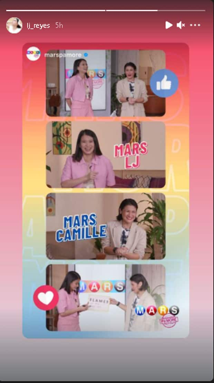 LJ Reyes, patuloy pag-promote sa Mars Pa More sa kabila ng isyu nila ni Paolo Contis