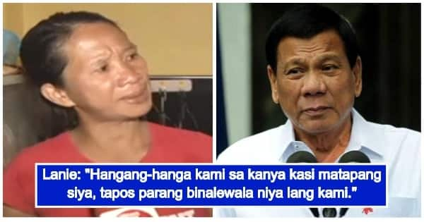 Wife of PH boat captain expresses dismay over Pres. Duterte's remark
